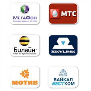 Операторы сотовой связи Усть-Коксы